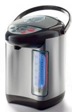 Термопот Vitek VT-1187 GY (нержавеющая сталь)
